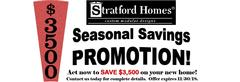 Seasonal Savings Promotion in Marquette, WI